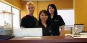 Josh, Claire, and Jen... Amazing staff from former spa