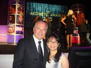 """My Mentor: Dr. Ordon is referred to as """"the governor of plastic surgery"""" and the """"plastic surgeon to the stars""""."""